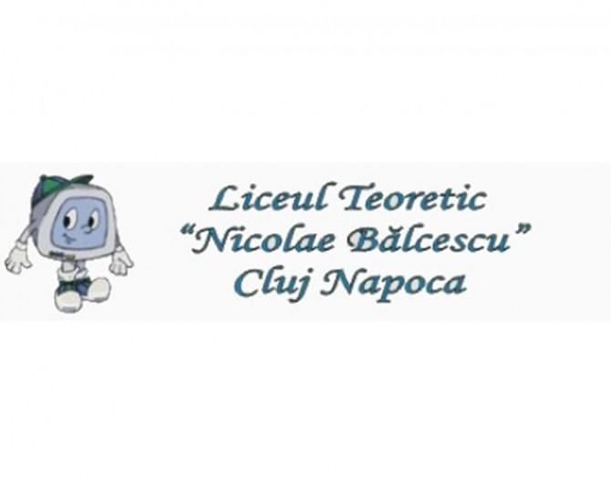 LICEUL TEORETIC NICOLAE BALCESCU CLUJ NAPOCA